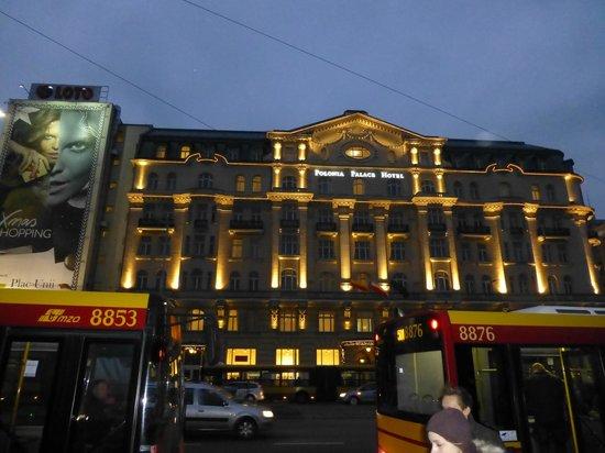 hotel cientro varsovia: