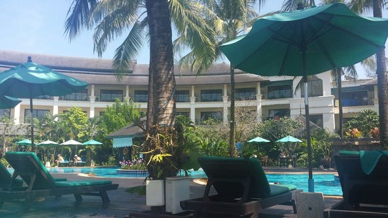Khaolak Orchid Beach Resort: Der Pool