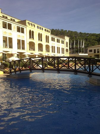 Steigenberger Golf & Spa Resort Camp de Mar: Pool