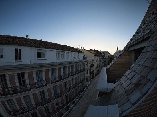 Ibis Styles Madrid Prado: View from the room
