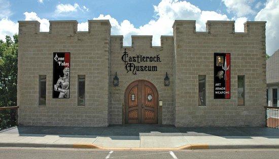 Alma, WI: Castlerock Museum