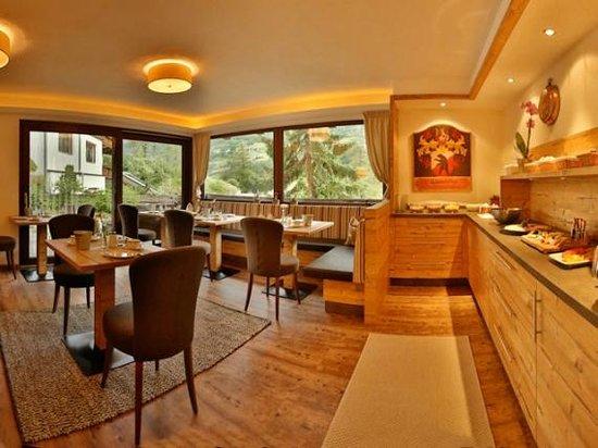 Hotel Garni Fiegl Apart : Frühstücksraum