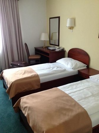 Alexander Hotel: standart