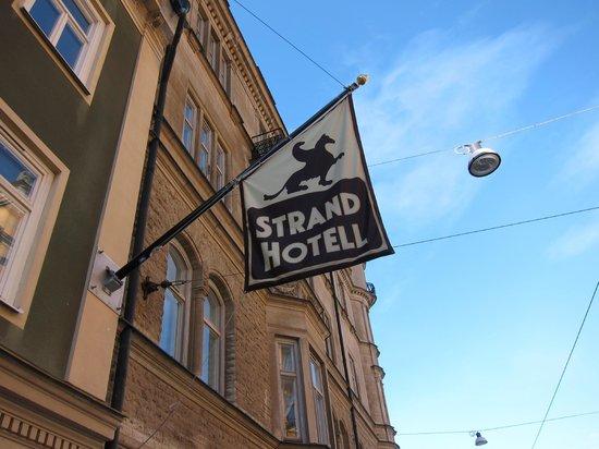 Strand Hotell: Strand Hotel