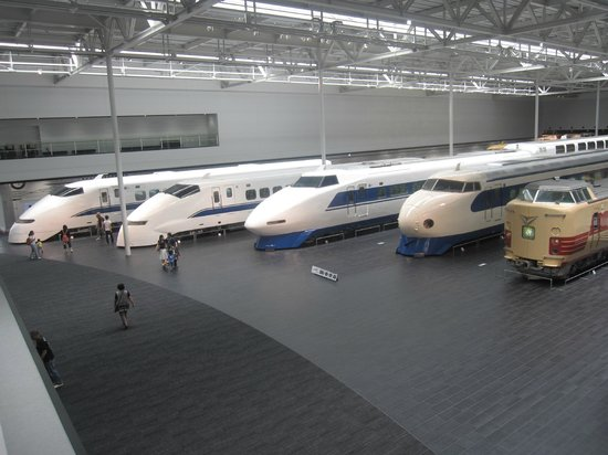 SCMAGLEV and Railway Park : リニア・鉄道館1