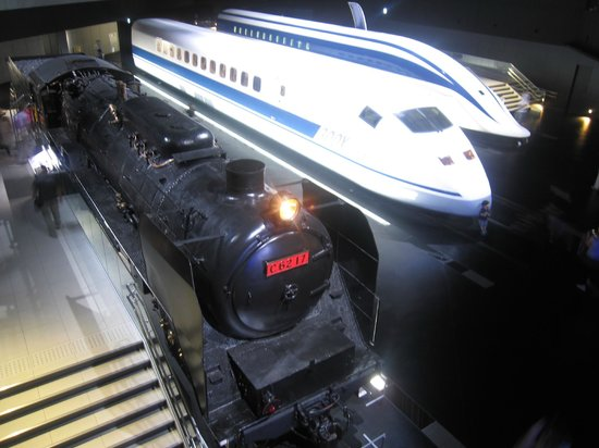SCMAGLEV and Railway Park : リニア・鉄道館2
