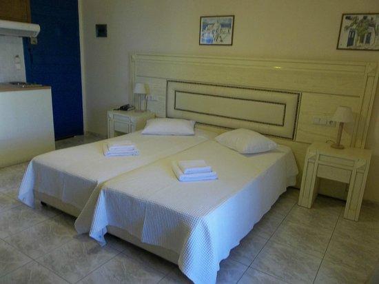 Naxos Imperial Resort & Spa: camera blocco smart