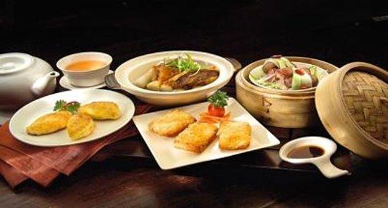 Crystal Jade Restaurant: Chinese food