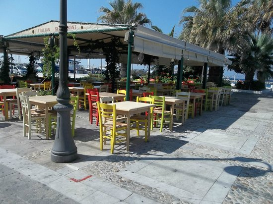 Naxos Imperial Resort & Spa : porto naxos