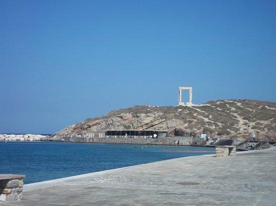 Naxos Imperial Resort & Spa : porta apollo
