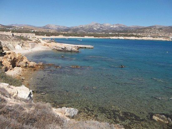 Naxos Imperial Resort & Spa: spiaggia