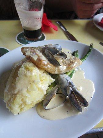 The Curragower Bar & Restaurant: brilliant lunch!