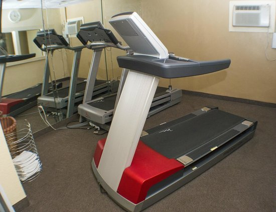 Holiday Inn Gainesville University Center: Fitness Center