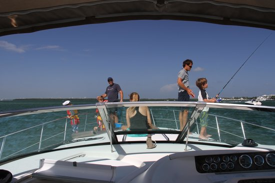 Free To Be Boating: A boys day