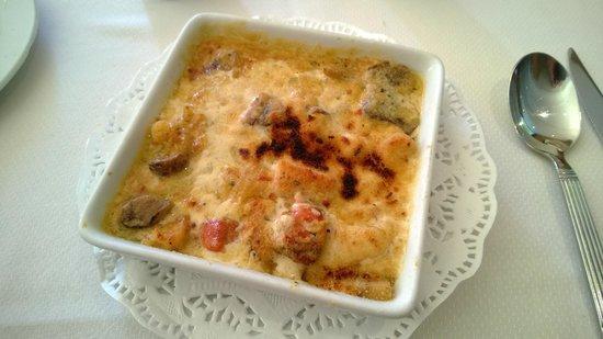 La Cuisine: Cassolette de la mer