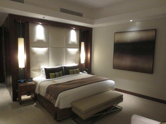 JW Marriott Marquis Hotel Dubai : Vista de la habitación # 3102