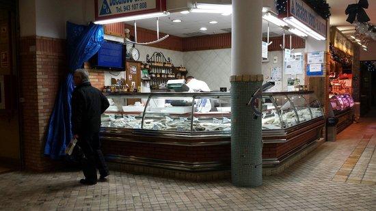 Mercado de la Bretxa: Cod