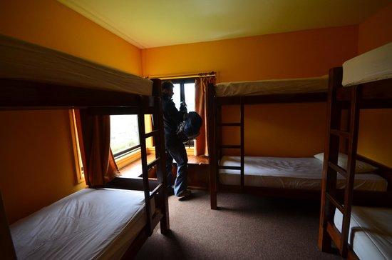Refugio Vertice Paine Grande: room