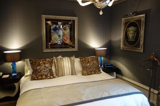 The Gritti Palace, A Luxury Collection Hotel : bedroom of room 310