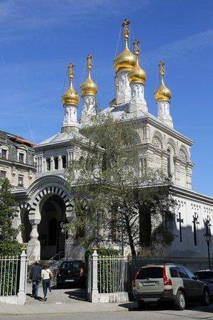 Eglise Russe: Крестовоздвиженский кафедральный собор