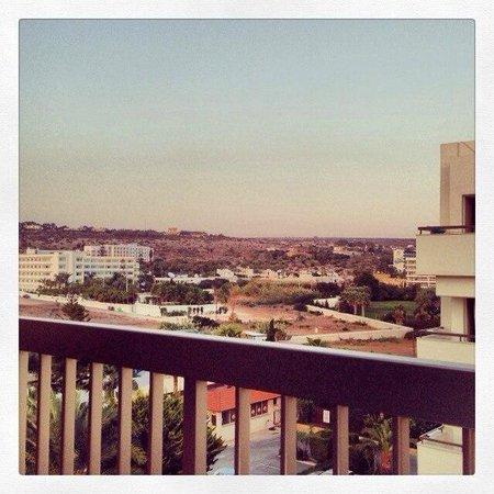 Stamatia Hotel : Вид из номера