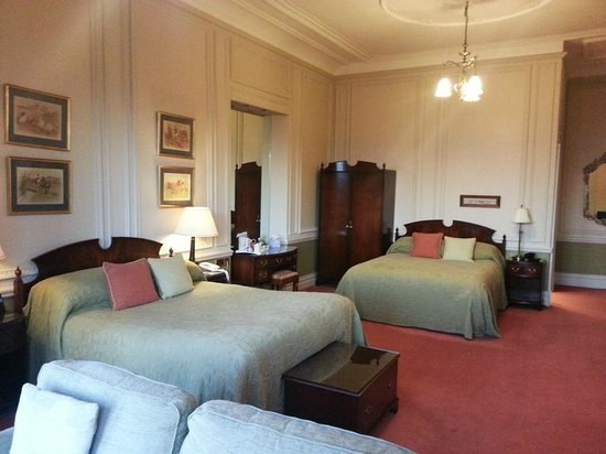 Merewood Country House Hotel: Bedroom 2
