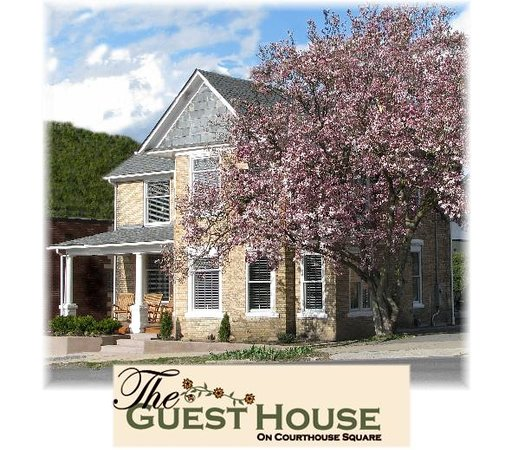 The Guest House Inn on Courthouse Square: The Guest House