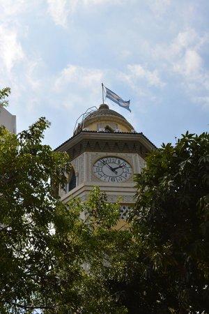 Hampton Inn by Hilton Guayaquil-Downtown : Clock Tower Along the Malecon