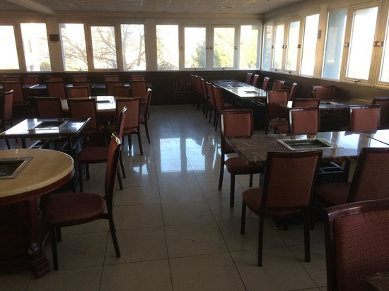 Mongol Grill: Aperçu de la salle