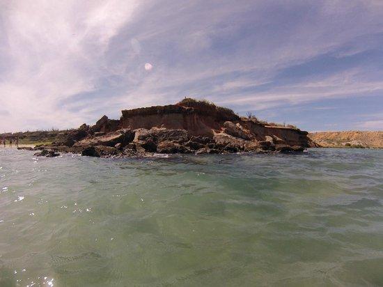 Isla Cubagua: snorkel