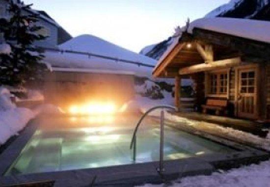 Hotel Madlein : Sauna