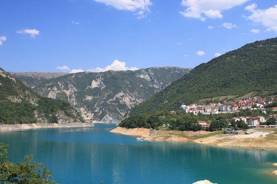 Pivskoe Reservoir