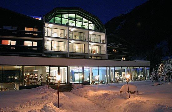麥德萊恩飯店