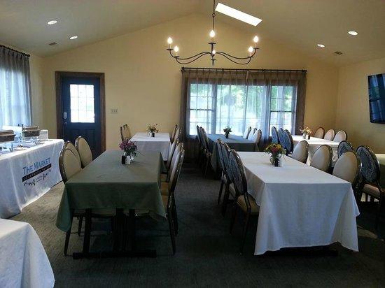 Magnolia Room Conference Room Hinton Wv