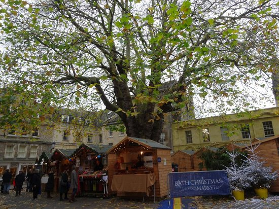 Three Abbey Green : Abbey Green Christmas Market