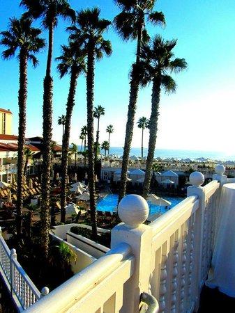 Hotel del Coronado : Pool Area