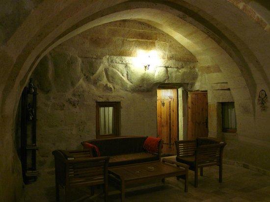 Castle Inn: Deluxe Room Vorhalle