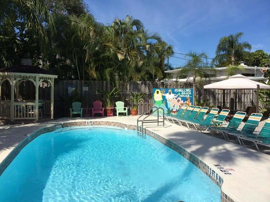 The Ringling Beach House - A Siesta Key Suites Property: Pool