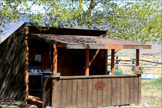 Rand Creek Ranch: Fish Shack