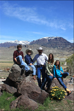 Rand Creek Ranch: Our Family