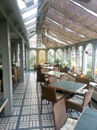Miller Howe Hotel & Restaurant: Conservatory