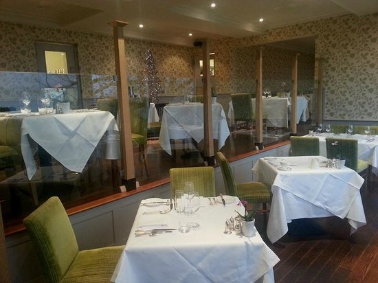 Miller Howe Hotel & Restaurant: Dining Room