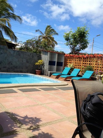Villa Laguna: Pool
