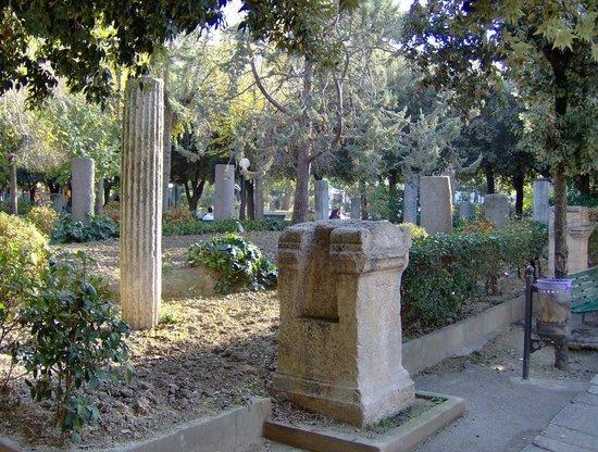 Il Lapidario della Villa Comunale (I Sec.D.C.)