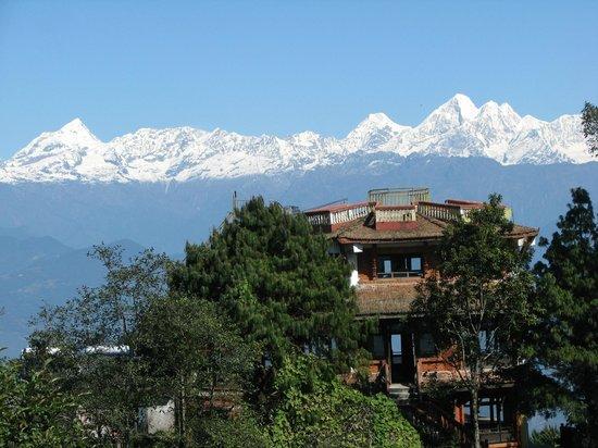 Club Himalaya: I included an adjacent hotel
