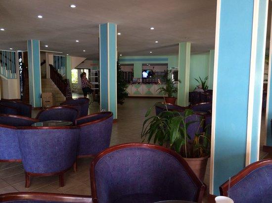 Fantasy Island Beach Resort : Lobby.