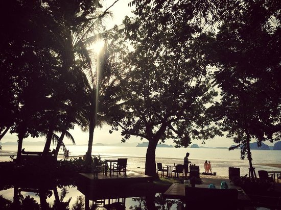 The Tubkaak Krabi Boutique Resort: Resturant