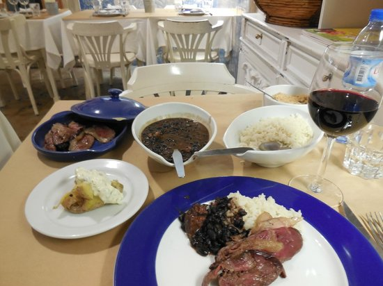 A Picanha: The meal!