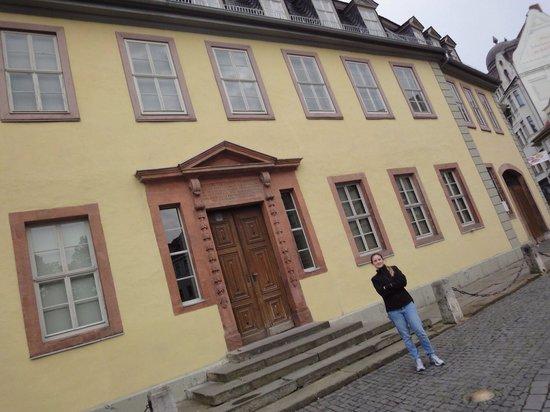 Bachhaus: Vista Frente