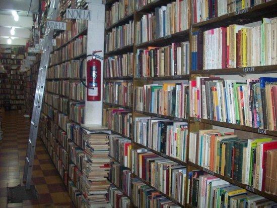 Historic Center (Centro Historico) : Antique Book Store